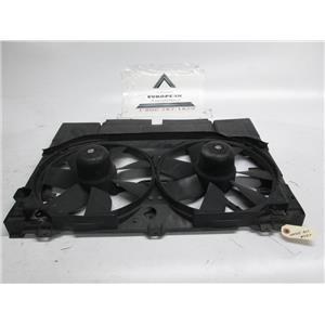 Mercedes W140 auxiliary fan assembly 1405051455 0015000593