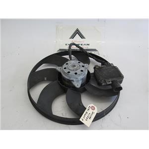 Jaguar X-Type auxiliary fan and control module