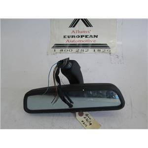 BMW E38 E39 740il 525i 540i center rear view mirror #616