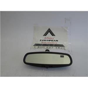 Jaguar S-Type center rear view mirror 00-02 #313