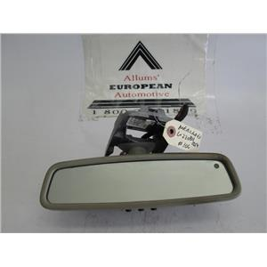 Mercedes W220 S500 S430 S55 center rear view mirror 2208100217 #106