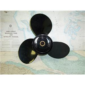 Boaters Resale Shop of TX 1708 2075.54 MERCURY 75 HP THREE BLADE 15RH17 PROP