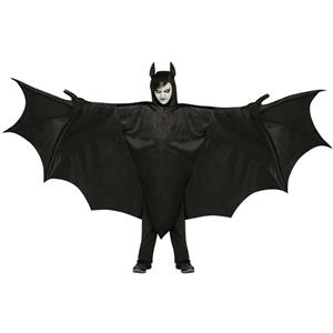 wicked wing giant bat wings lightweight halloween costume tunic child size