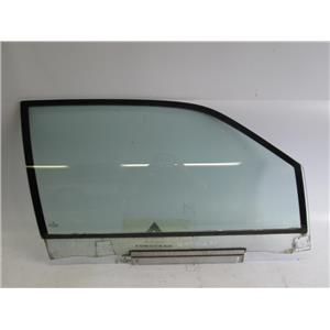 Mercedes W140 coupe S500 S600 right front door glass window