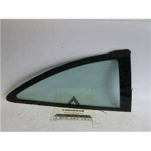 Mercedes W203 C230 coupe right rear quarter glass window