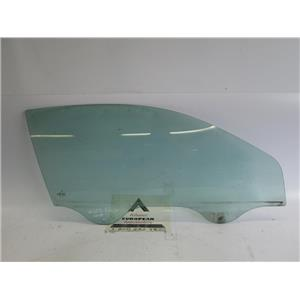 Mercedes W203 C230 coupe right front door glass window