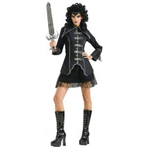 Forum Novelties Women's Vampire Huntress Adult Ladies Costume Size M/L (8-12)