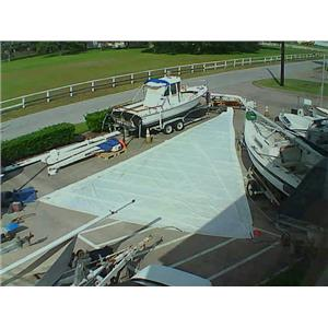 Jib w Luff 50-10 from Boaters' Resale Shop of TX 1710 0441.91