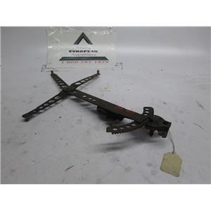 Mercedes W123 right front manual window regulator