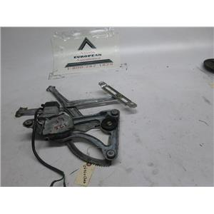 Mercedes W126 420SEL 560SEL 300SE left front window regulator 1267201346