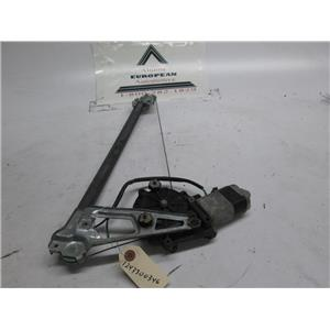 Mercedes W124 300E 300D E320 E420 left rear window regulator 1247300346
