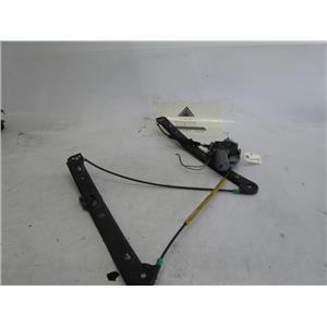 BMW E46 325i 328i 323i 330i right front window regulator w/ motor 51337020660