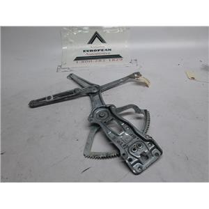 Mercedes W210 E320 E430 E55 right front window regulator  2107201246