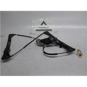 Mercedes W203 C230 coupe left front window regulator 2037200546