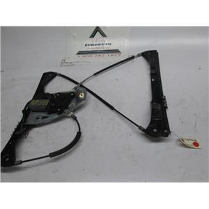 Mercedes W203 C230 coupe right front window regulator 2037200646