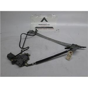 Audi 100 200 5000 left front window regulator 443837397D