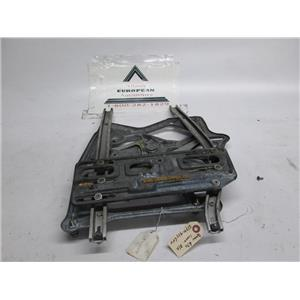 BMW E30 convertible 325i 318is right rear window regulator 51371935644