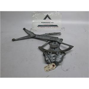 BMW E30 coupe convertible 325i 318is right front window regulator 51321965078
