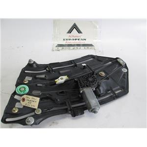 BMW E46 convertible 325Ci 330Ci M3 right rear window regulator 51378229594