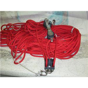 Boaters' Resale Shop of TX 1710 0447.02 HARKEN 5 TO 1 ASCENDER ASSEMBY 5O FT MAX