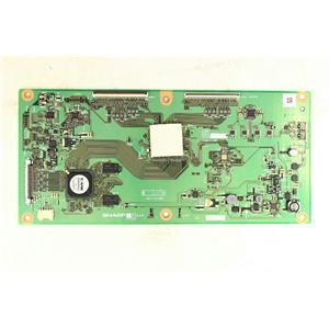 Sharp PN-E702 T-Con Board RUNTK4531TP