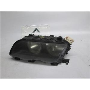 BMW E46 325i 328i 330i left headlight 63126902753 99-01