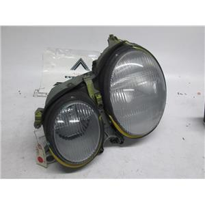 Mercedes W210 E320 E430 left side headlight 2108203761 99-02