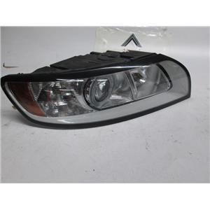 Volvo S40 V50 right side headlight 31265707