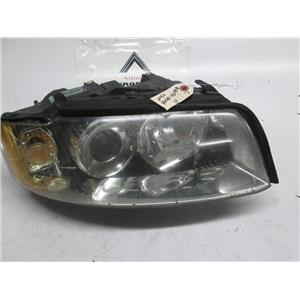 Audi A4 right side xenon headlight 8E0941030F 02-03