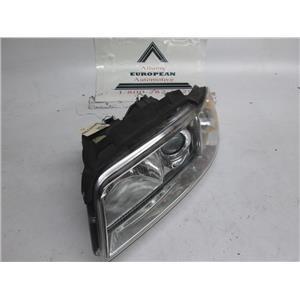 Audi A4 left side headlight 8D0941029AQ 99-01 broken tabs
