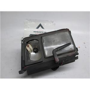 Mercedes W124 300E 300D 400E right side headlight 1248205561 86-93