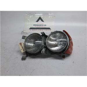 Mercedes R107 380SL 450SL 560SL left headlight 1078205561