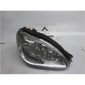 Mercedes W220 S500 S430 S55 left side headlight 2208204161 03-06