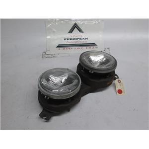 BMW E30 325 325e 318i 325i right headlight 63121370854