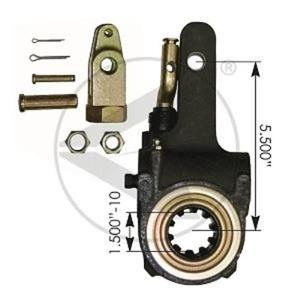 Gunite type air brake slack adjuster replacement for Gunite AS1132