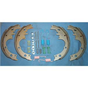 FORD car brake shoe & spring  kit 1961 1962 1963 1964 11 X 2 1/2 brakes REAR