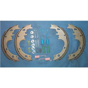 Dodge Dart brake shoe kit also Plym Valiant w/ 8 cylinder rear 1965-1972