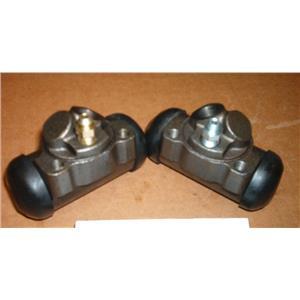 Pontiac Wheel Cylinder 1939 1940 1941 Set 2 cylinders FRONT