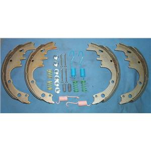 Brake Shoe Kit w/ spring kit Chevrolet Cruze 2001-2016  REAR