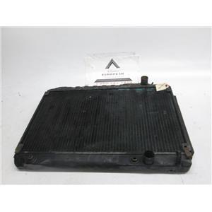 Mercedes R107 380SL 380SLC radiator 1075011701 81-85