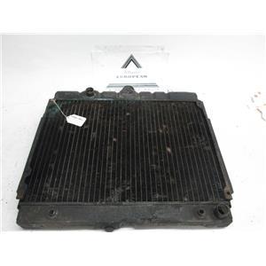 Mercedes W114 W115 radiator 1145011301