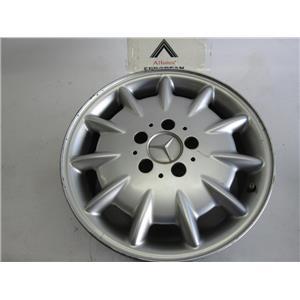 Mercedes W210 E320 wheel 2104011202 65238 #8