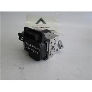 Mercedes W220 W208 W210 ABS pump with module 0265202444 0034318712
