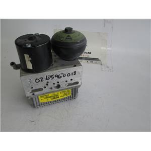 Mercedes R230 W211 E320 E500 SL500 ABS pump 0265960018