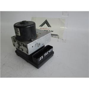Mercedes W203 C230 C280 ABS pump with module 2035454832