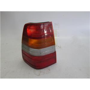 Mercedes W124 wagon left side tail light E320 300TE 1248204164 1248202966