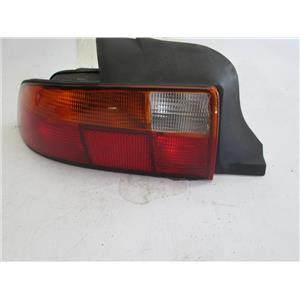 BMW Z3 left side tail light 63218389713