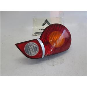 BMW E85 Z4 left side tail light 63217165722 03-05