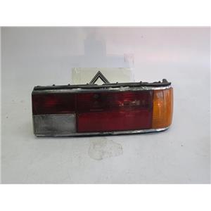 BMW E24 630 633 635 CSI M6 right side tail light 63211361884