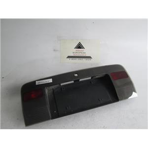 Audi A6 trunk panel license plate mount 98-01 4B9945695F